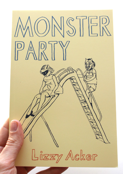 Monster Party in my paws
